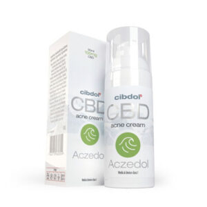 Aczedol Acne CBD Cream CIBDOL 50ml