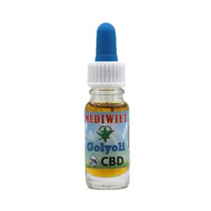 CBD Oil Golyoli 2% MEDI-WIET 10-20ml