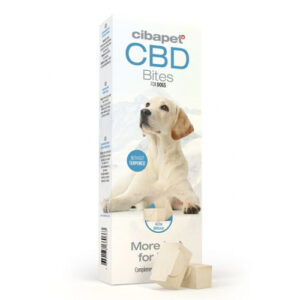 CBD Bites for Dogs 3.7mg CIBAPET 40st