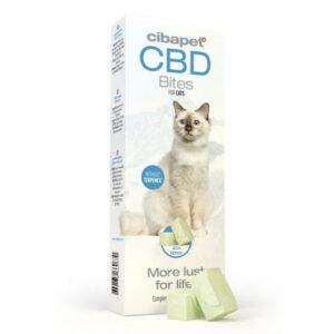 CBD Bites for Cats 1.4mg CIBAPET 40st