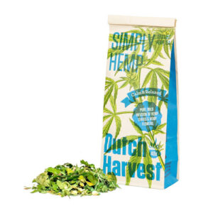 Hemp Tea Simply Hemp Bio 40g DUTCH HARVEST