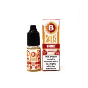 10mg Burst Nic Salts 10ml (50VG/50PG)