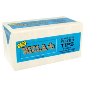 20 Pack Rizla Ultra Slim Filter Tips