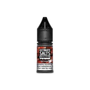 20mg Ultimate Puff Salts Cookies 10ML Flavoured Nic Salts (50VG/50PG)