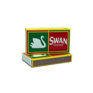 48 x Swan Vestas Matches