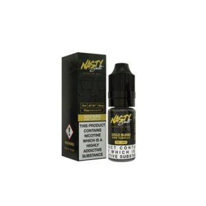 Nasty Salt 20mg 10ML Flavoured Nic Salt (50VG/50PG)