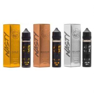 Nasty Tobacco 50ml Shortfill 0mg (70VG/30PG)