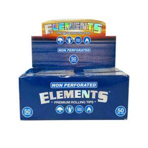 50 Elements Premium Rolling Tips
