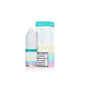 20mg Aqua Sweets by Marina Vape 10ml Flavoured Nic Salts