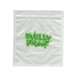 10cm x 17cm Smelly Proof  Baggies