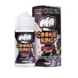 Cookie King 0mg 120ml Shortfill (70VG/30PG)