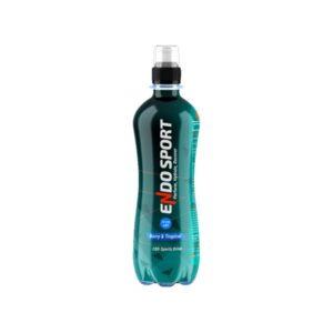 12 x Endo Sport CBD Isotonic Sports Drink 10mg CBD 500ml – Berry Tropical