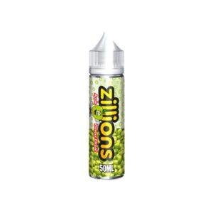 Zillions 0mg 50ml Shortfill (70VG/30PG)