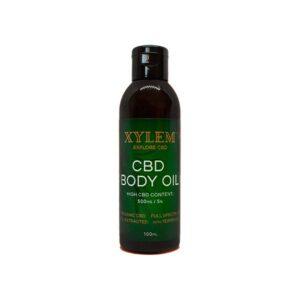 XYLEM CBD Body Oil 500MG 5% 100ml
