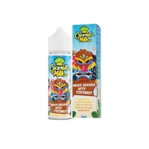 Coconut Milk 0mg 50ml Shortfill (70VG/30PG)