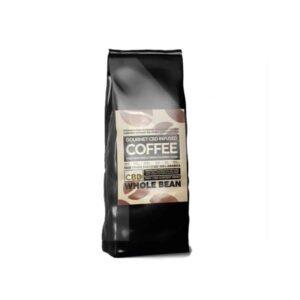 Equilibrium CBD 100mg Gourmet Whole Bean Coffee 100g Bag