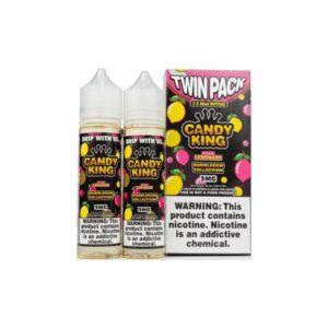 Candy King Bubblegum Edition Twin Pack 0mg 2 x 50ml Shortfill (70VG/30PG)