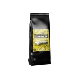 Equilibrium CBD Gourmet Loose Leaf Tea 28g 56mg CBD – Ginger & Turmeric