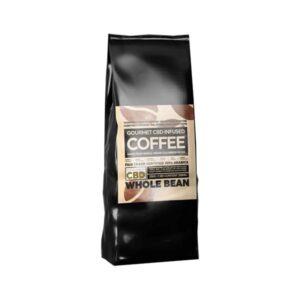 Equilibrium CBD 250mg Gourmet Whole Bean CBD Coffee 250g Bag