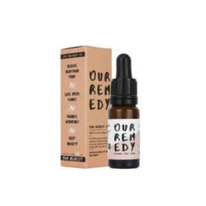 Our Remedy 500mg Natural CBD Oil 10ml – Moon Swings