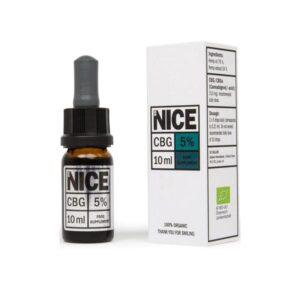 Mr Nice 5% 500mg CBG Oil 10ml