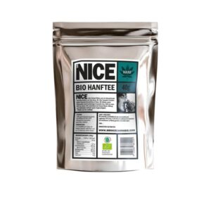 Mr Nice Organic Hemp Tea 40g