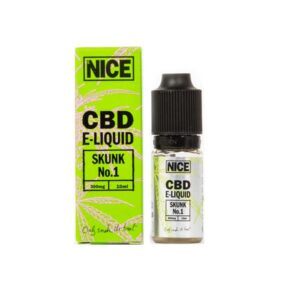 Mr Nice 600mg CBD E-Liquid 10ml