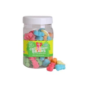 Orange County CBD 10mg Gummy Bears – Large Pack