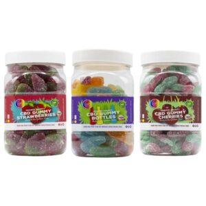 Orange County CBD 1600mg Gummies – Large Pack