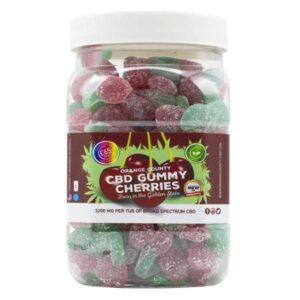 Orange County CBD 3200mg Gummies – Large Pack