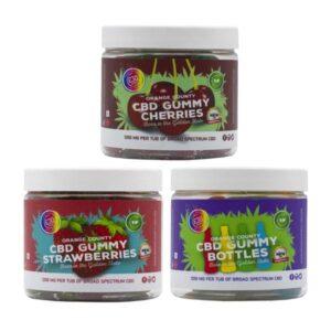 Orange County CBD 1200mg Gummies – Small Pack