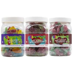 Orange County CBD 4800mg Gummies – Large Pack