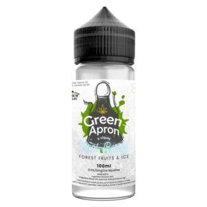 Green Apron 100ml Shortfill 0mg (80VG/20PG)