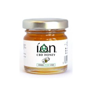 ION Pure CBD Honey 100mg CBD 40ml