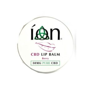 ION Pure CBD Lip Balms 50mg CBD 10ml
