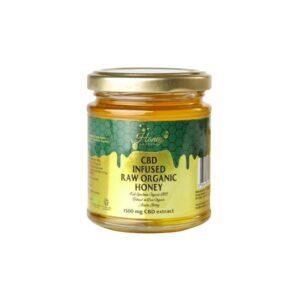 Honey Heaven 1500mg Full Spectrum CBD Honey 250g
