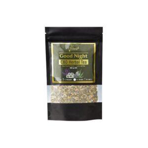 Honey Heaven 300mg CBD Loose Leaf Herbal Tea 50g – Good Night