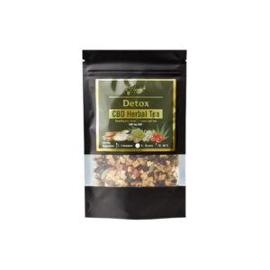 Honey Heaven 300mg CBD Loose Leaf Herbal Tea 50g – Detox