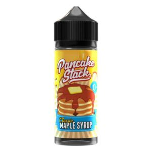 Pancake Stack 100ml Shortfill 0mg (70VG/30PG)