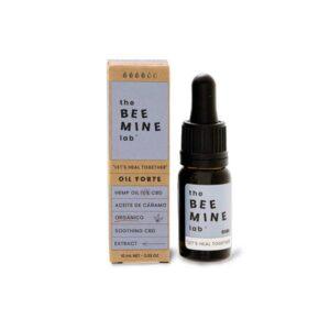 The Beemine Lab 10% 1000mg CBD Oil Forte+ 10ml