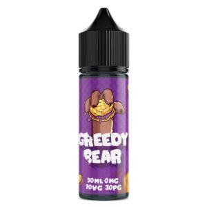 Greedy Bear 50ml Shortfill 0mg (70VG/30PG)