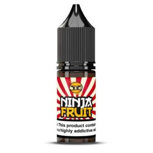20MG Nic Salts by Ninja Fruit (50VG/50PG)