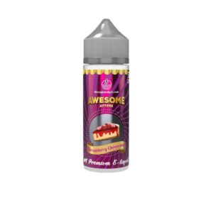Awesome Afters by The Vape Makers 100ml Shortfill 0mg (70VG/30PG)