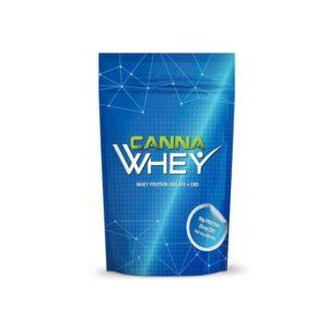 CannaWHEY CBD Whey Protein Drink 500g – Blueberry Muffin