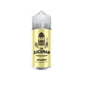 The Juiceman 0mg 120ml Shortfill (50VG/50PG)