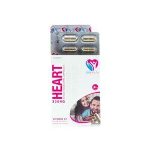 Canabidol 300mg CBD Oral Capsules 30 Caps – Heart