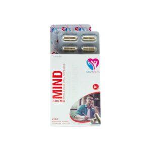 Canabidol 300mg CBD Oral Capsules 30 Caps – Mind