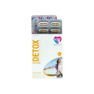 Canabidol 300mg CBD Oral Capsules 30 Caps – Detox