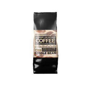 Equilibrium CBD 1000mg Gourmet Whole Bean CBD Coffee Bulk 2.27kg Bag