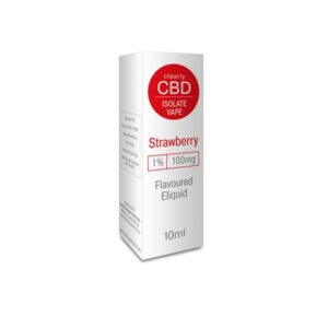 Clearly CBD 100mg CBD Isolate Vape Liquid 10ml